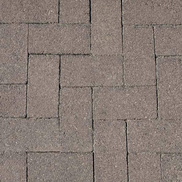C.E.L. Paving Products 10 year old Flat Top pavers at Croydon Estate