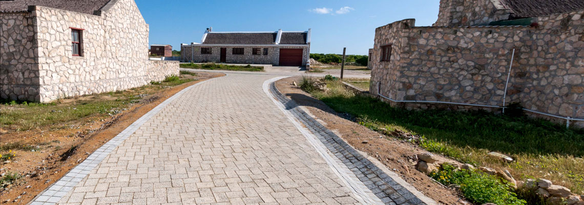 C.E.L. Paving Products range of pavers for industrial and civil applications