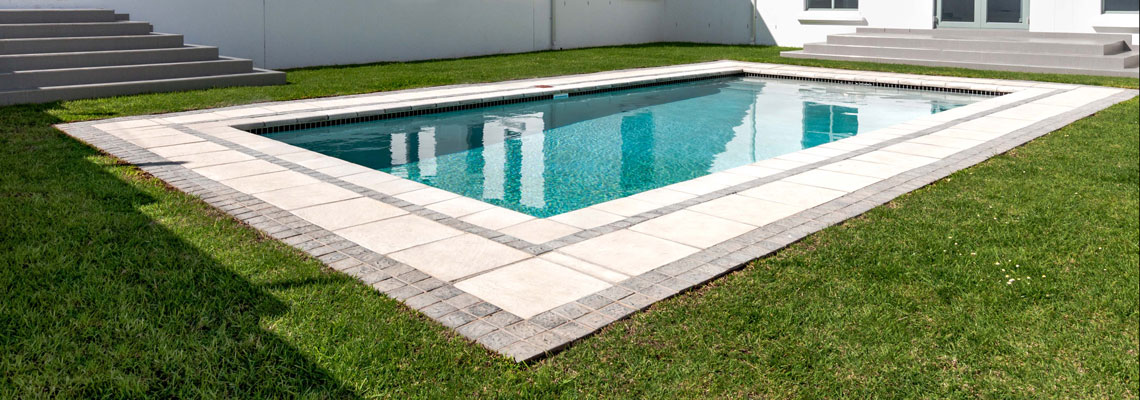 C.E.L. Paving Products range of residential pavers