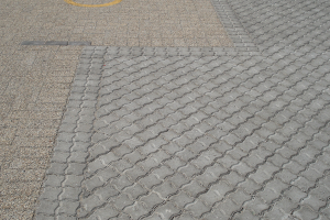 Permeable Paving application