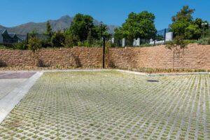 concrete block paver Grassblock